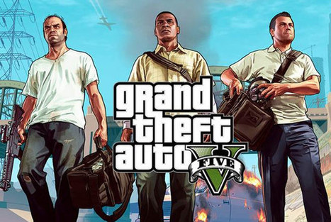 Grand Theft Auto 5 Will Come On 2 Disks For Xbox 360 (video) - Geeky gadgets | GamingShed | Scoop.it