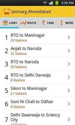 Janmarg BRTS Ahmedabad - Android app on AppBrain   Janmarg, the peoples' way   Scoop.it