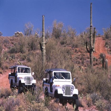 Apache Trail Jeep Tour Arizona | Superstition Mountains Adventure Tour | Family Vacation Idea | Apache Trail Tours | Traveling | Scoop.it