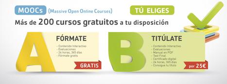 Cursos Online Baratos | La Formación al alcance de todos. | Aulatutorial | (Tecnologia) | Scoop.it