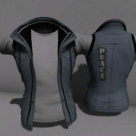 Vest With Shirt March 2013 Group Gift by Motivation | Teleport Hub | Second Life Freebies | Scoop.it
