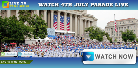 July 4th Parade 2013 : National Independence Day Parade Live Broadcast Coverage | National Independence Day Parade Live Stream – July 4th, Washington D.C. | 4th of July Parade Live Stream Washington DC Independence Day Parade | Scoop.it