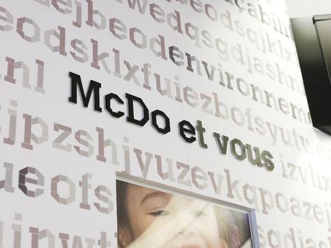 Zut Alors! McDonald's Unveils High-Design Concept Store In France | Retail Design Review | Scoop.it