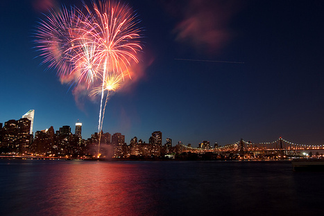 Tips And Tricks To Take Pictures Of Fireworks – Happy July 4th! | Learn Photography | Scoop.it