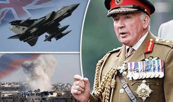 Ex-British Army Chief: Russia Is Getting It Right in Syria, It's the UK Getting It Wrong | No. | Scoop.it