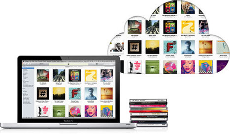 Apple Determines iTunes Match Royalties By Counting How Many Times A Song is Accessed | Music business | Scoop.it
