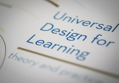 CAST: About Universal Design for Learning | Aggeliki Nikolaou | Scoop.it