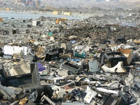 The Geography of E-Waste | Primary Geography | Scoop.it