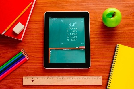 How Technology is Revolutionizing Student Learning (Infographic) | Social Learning Trends | Scoop.it