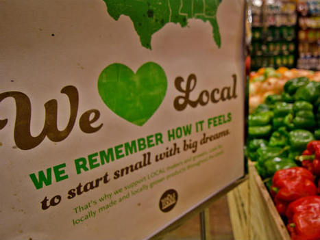 How the sustainable foods market went mainstream | Sustain Our Earth | Scoop.it