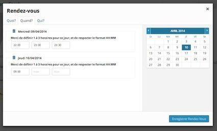 How To Schedule Appointments In Buddypress: Rendez Vous Plugin - Wpdil | wordpress news,themes & tutorial | Scoop.it