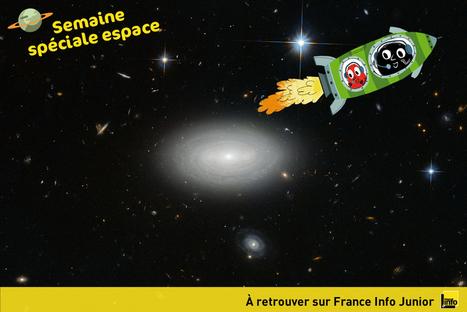 5 jours la tête dans les étoiles ! | 1jour 1actu | CLEMI : Infodoc.Presse-Jeunesse | Scoop.it