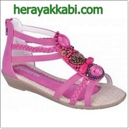 Kız Çocuk Sandalet Modelleri 2014 | herayakkabi | Scoop.it