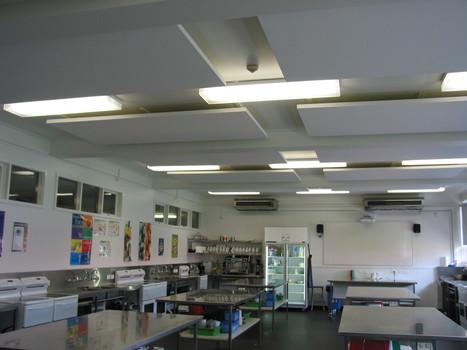 Noisy Classroom   Sontext Acoustic Panels   Sontext Acoustic Wood Panels   Scoop.it