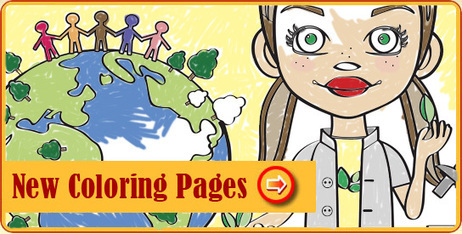 National Institute of Environmental Health Sciences - Kids Pages - Kids Home Page | ESL Lesson Ideas | Scoop.it