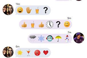 Emoji-Only Messaging Apps Find Growing Market :) :) | SAFEWIRE.it secure file transfer | Scoop.it