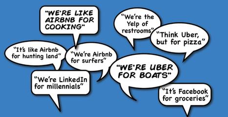 Le monde selon Uber | Transformation digitale - Evolution numérique de l'entreprise | Scoop.it