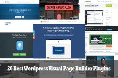 20 Powerful Wordpress Page Builder Plugins Free & Premium | wpfreeware | Scoop.it