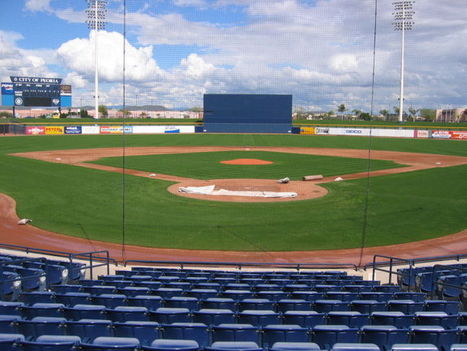 Sports complex still brings in the fans - Peoria Times | Sports Facility Management | Scoop.it