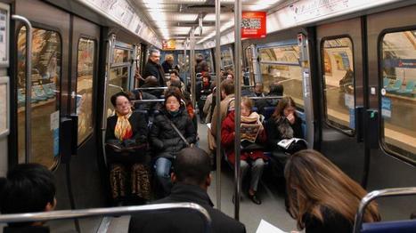 Lécher la barre du métro ne présente aucun risque pour la santé | Farfeleusement Vôtre | Scoop.it