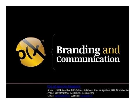 p(x) Ad agencies in Bangalore - PDF | Advertising agency Bangalore | Scoop.it