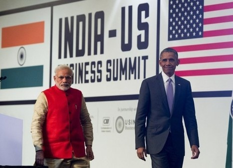 CLIMAT : un accord sur les énergies renouvelables entre les États-Unis et l'Inde   Performance et risques RSE Achats   Scoop.it