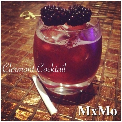 Mixology Monday; Clermont Cocktail and Cathays Cocktail | Cooking | Scoop.it