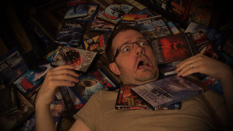 Top 40 Shitty Shark Movies | Cinemassacre Productions | Shark Attack | Scoop.it