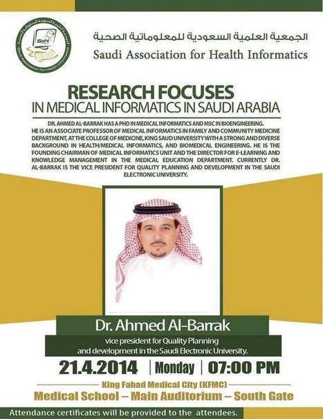 Tweet from @Suliman_Omran   المعلوماتية الصحية   Scoop.it