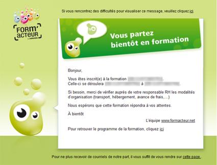 Castorama pilote ses formations avec l'e-mail événementiel - Dolist | e-biz | Scoop.it
