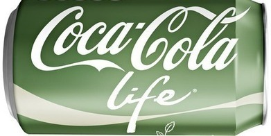 New green Coke Life launched to fight obesity | Eating Well | Scoop.it