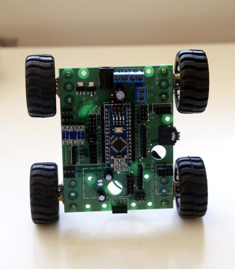 Hackabot nano compact plug and play arduino ro