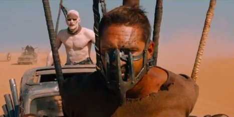 The Comic-Con trailer for 'Mad Max: Fury Road' is one big fucking car chase with dubstep | The Weird, Strange and Bizarre | Scoop.it