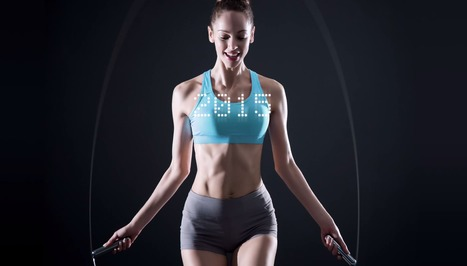 Smart Rope Is The Smartest Jump Rope You've Seen   Digital Health Revolution   Scoop.it