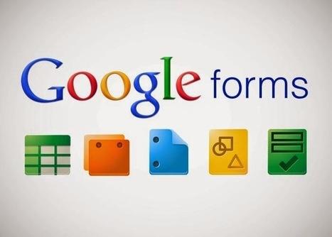 Usando los formularios Google como recurso educativo | EDUDIARI 2.0 DE jluisbloc | Scoop.it