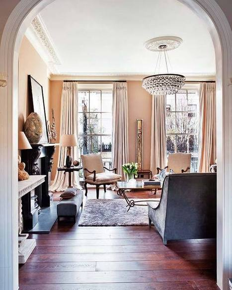 Simply elegant Victorian flat in Notting Hill | KOUBOO.com - Well Traveled Home Decor & Interior Design | Scoop.it