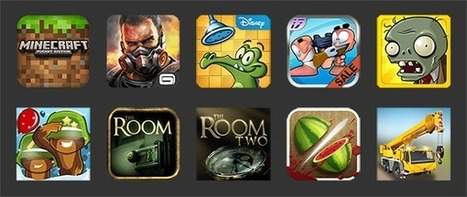 Best 10 Android Games of February 2014 [Free Downloads] - Lycanbd | Android Games | Scoop.it