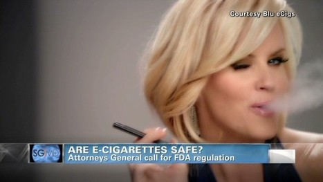 Are e-cigarettes dangerous? | ScoopCapture | Scoop.it