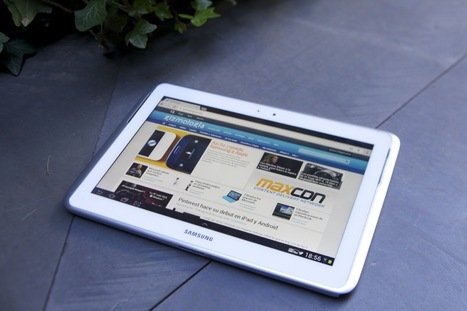 Gizmología Labs: Samsung Galaxy Note 10.1 | Mobile Technology | Scoop.it