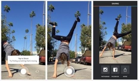 Instagram lance Boomerang, pour créer des vidéos d'une seconde qui tournent en boucle | Les Outils du Community Management | Scoop.it