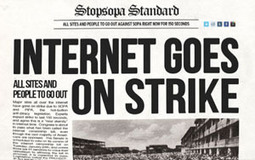 Protest SOPA: Black Out Your Website the Google-Friendly Way | Economy Stupid | Scoop.it