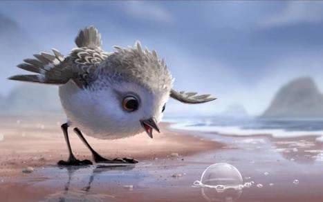 Piper, uno de los cortos más bonitos y entrañables de Disney - La Mente es Maravillosa   Recursos educativos del ISFD 808   Scoop.it