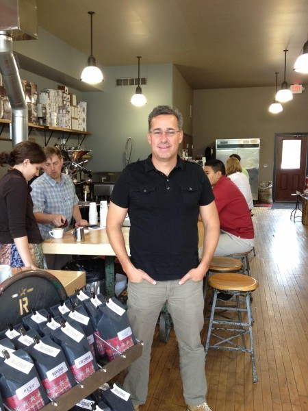 "ROWSTER owner steps in ""Regular"" direction 