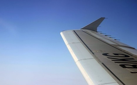 Jet in 'near miss' with UFO | Quite Interesting News | Scoop.it