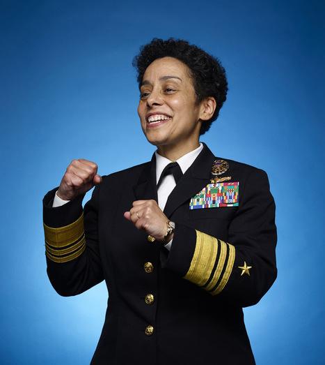Lecciones de liderazgo de la primera mujer almirante en EU   Management   Scoop.it