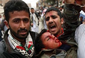 Bahrain and Yemen declare war on their protesters | Coveting Freedom | Scoop.it