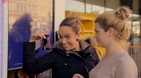 The Pepsi Facebook 'Like' Machine | Innovative marketing strategy | Scoop.it
