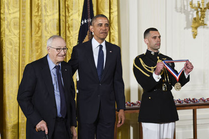 Albert Bandura Receives National Medal of Science - Association for Psychological Science | Psychology | Scoop.it