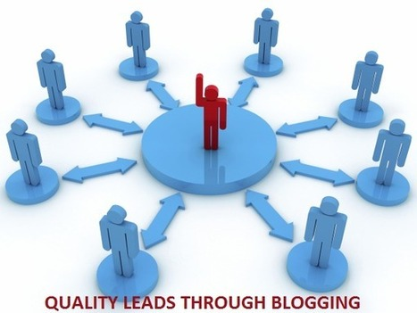 How To Generate Quality Leads Using Blogging | Blogging Tips | Scoop.it