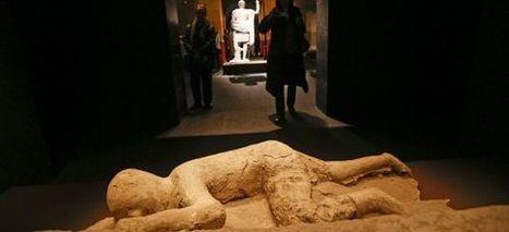 Noticia ardiente de Pompeya | Arte, Literatura, Música, Cine, Historia... | Scoop.it